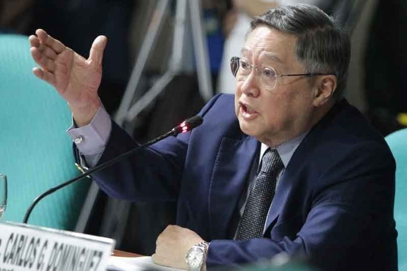 Economy resilient despite problems, says Dominguez