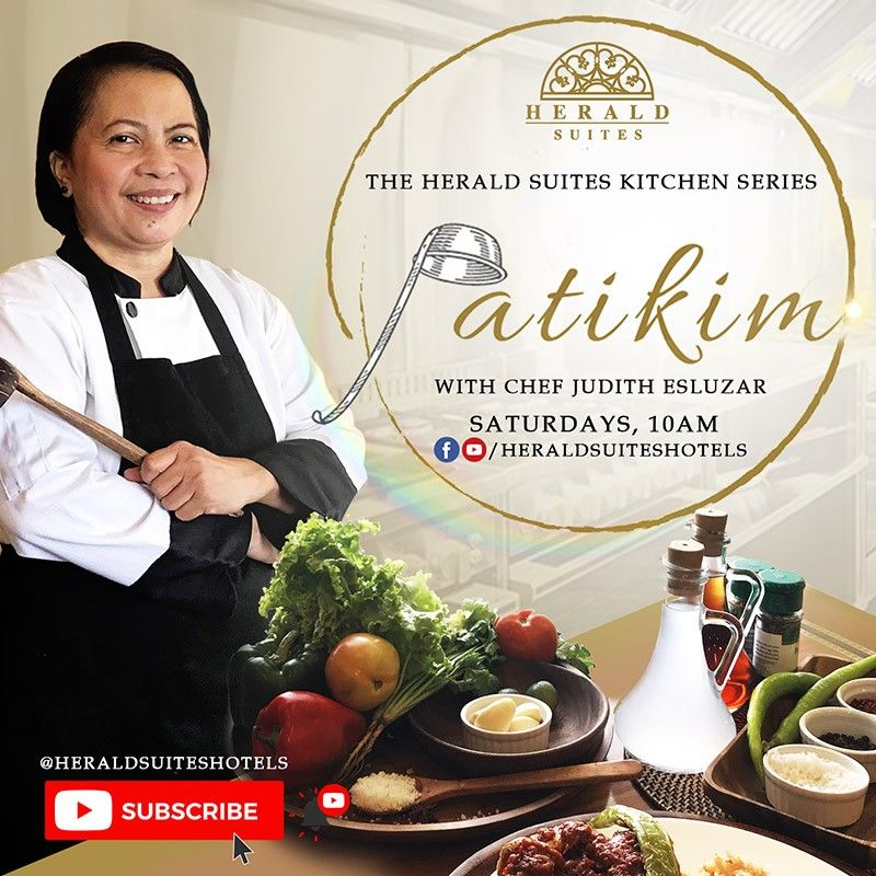 WATCH: Herald Suites releases 'Patikim!' video series that celebrates Filipino cooking