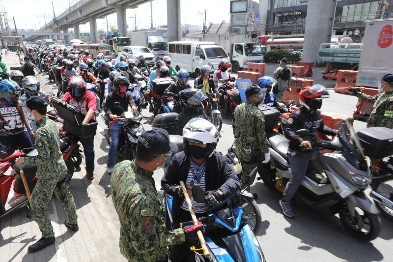 'Almost back to zero': Duterte reverts 6 provinces to GCQ, MECQ