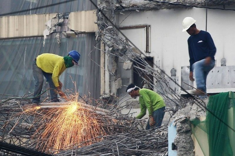 Jobs in reopening barely allow Filipinos to get by hard times