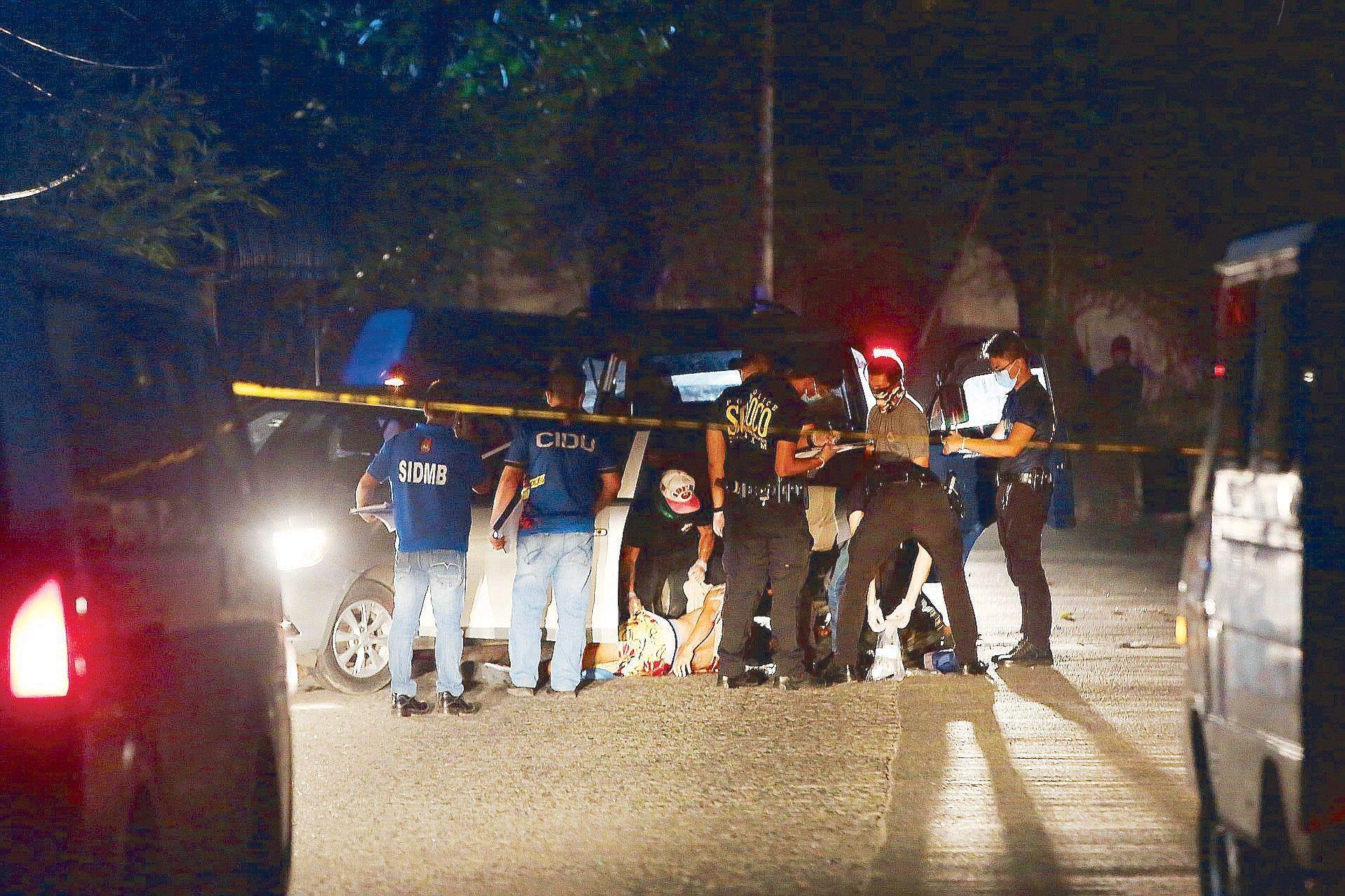 4 kidnap suspects slain in shootout