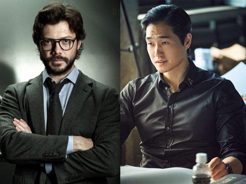 Cast of Korean adaptation 'Money Heist' revealed
