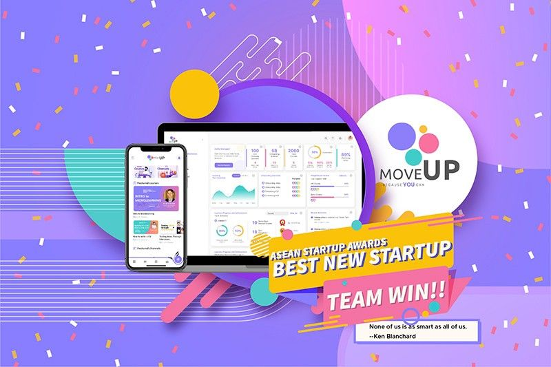 Filipino company wins as 'Best New Startup' in Asean awards