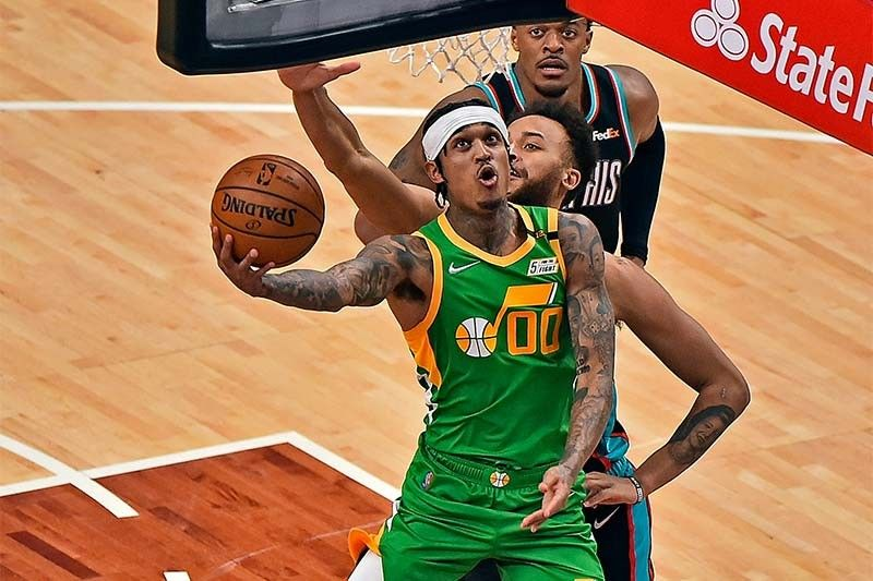 Conley, Clarkson lead Mitchell-less Jazz to 7th straight win