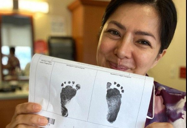 Alice Dixson enjoying motherhood even without assistance