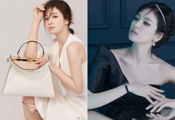 Fendi's 1st Korean ambassador Song Hye-kyo stars in fashion-romance K-drama