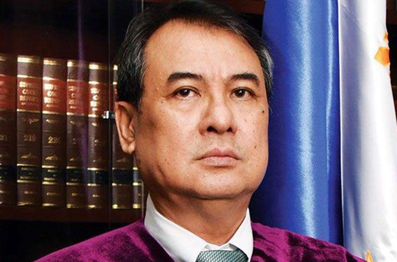 Gesmundo is Duterteâ??s choice for new SC chief