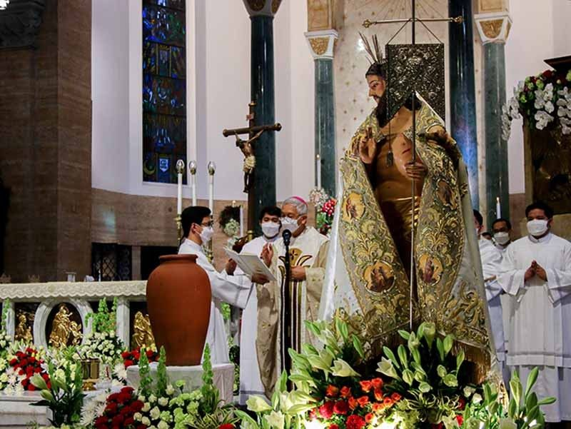 Easter a promise of triumph over adversity, Duterte says in message