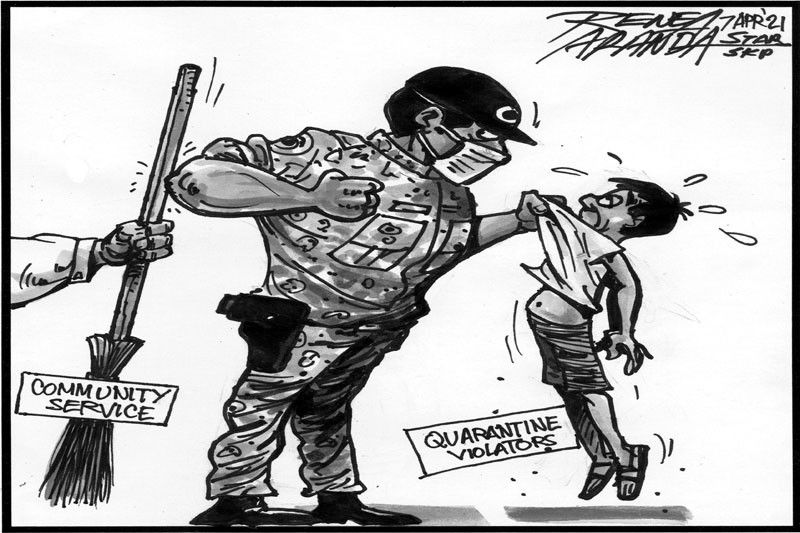 EDITORIAL - Deadly punishment