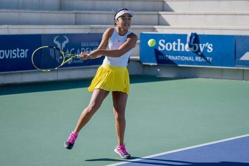 Alex Eala wins 60k debut, advances in Swiss tourney