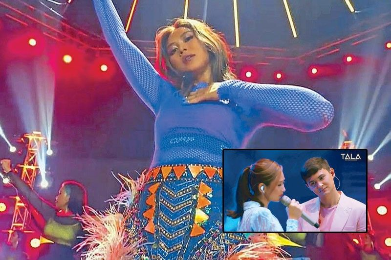 Sarah G stamps her name on Tala:  The Film Concert