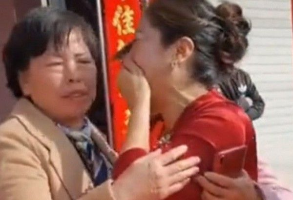 Real-life soap opera: Mother finds out son's bride is her long-lost daughter