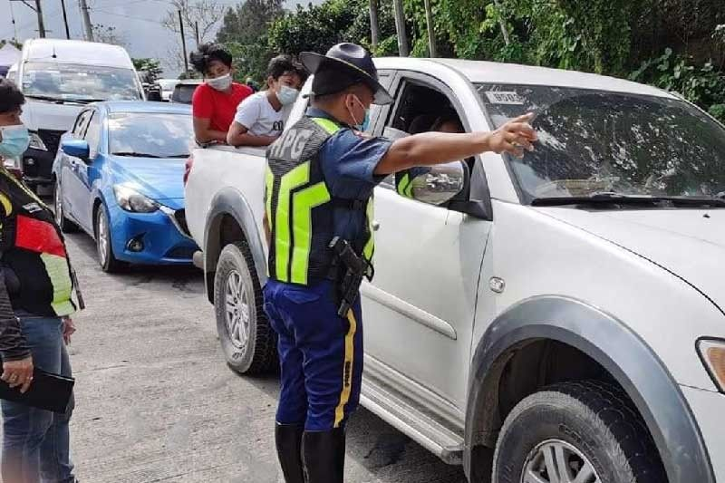 HPG intensifies road safety drive along Transcentral