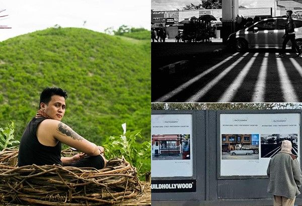Pinoy photographer's pandemic photo makes it to global exhibition in Scotland