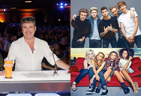 Simon Cowell accused of maltreating One Direction, Little Mix