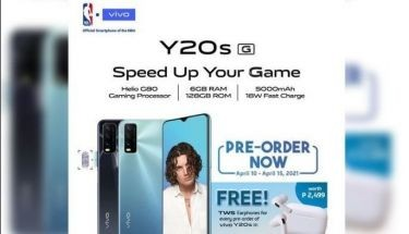 Get free earphones when you preorder upcoming vivo Y20s [G]