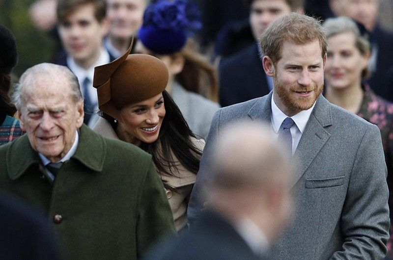 Harry, Meghan honor Prince Philip as funeral travel plans awaited