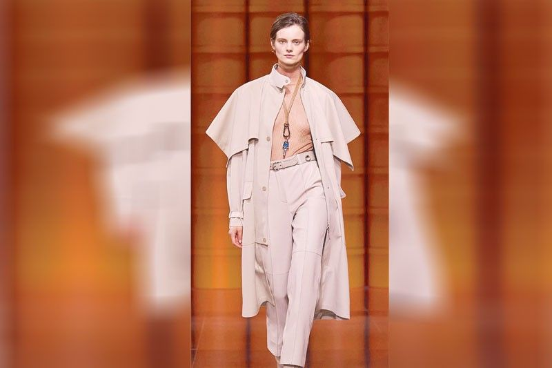 For Hermes, fashion (week) must go on