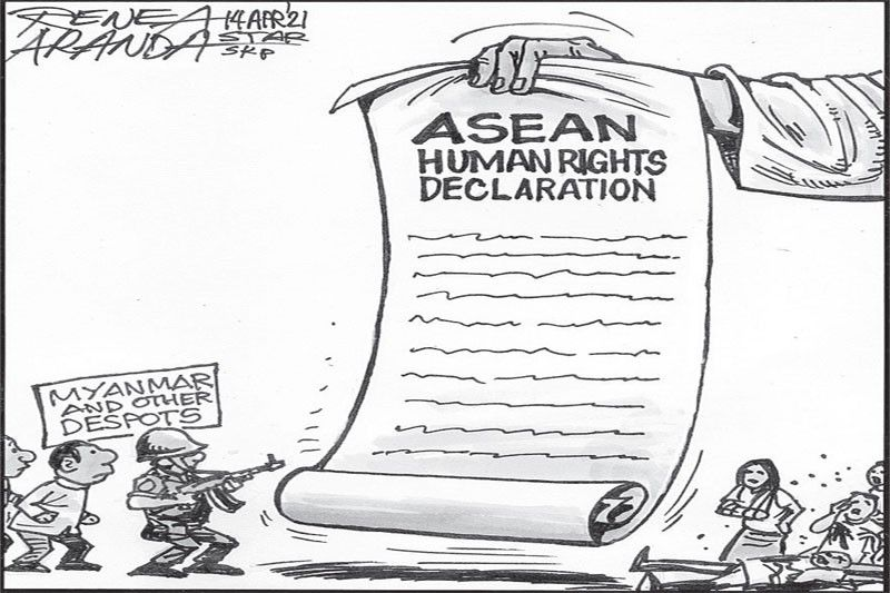 EDITORIAL - Rights in Asean