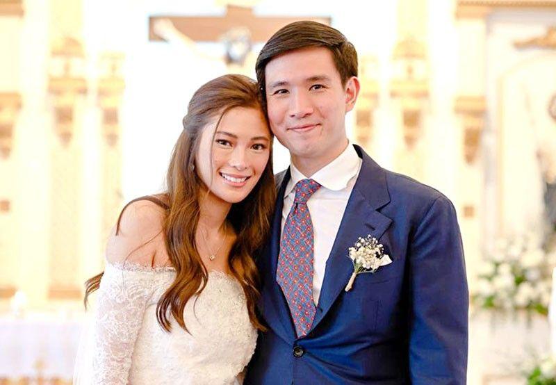 Charles Tiu to Sari Lazaro: �No matter where, my dream wedding has always been with someone like you�