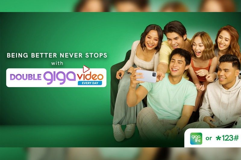 Smart introduces Smart Barkada with the launch of Double GIGA