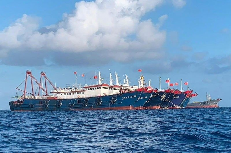 Locsin orders filing of another diplomatic protest as 240 Chinese ships swarm West Philippine Sea
