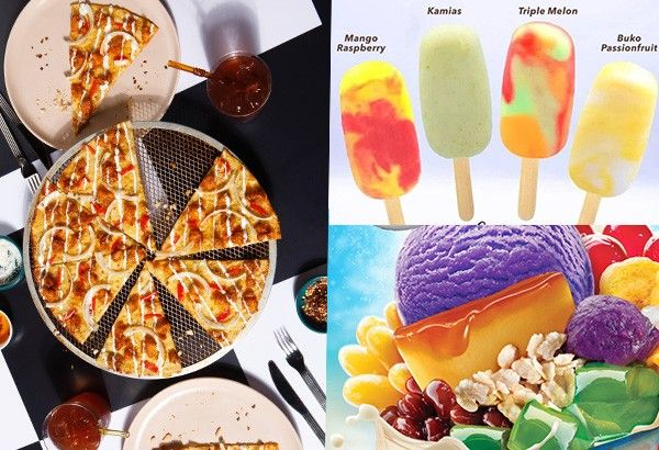 April�s full: Summer treats to beat the heat at home