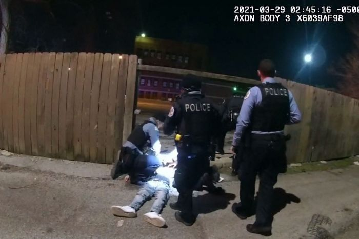 Chicago releases video of police shooting 13-year-old dead