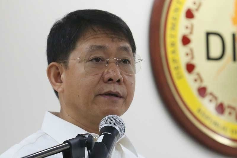 Recovered Año back at helm of DILG