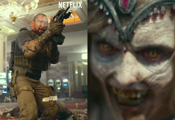 WATCH: Fil-Am Dave Bautista kicks ass in Zack Snyder's 'Army of the Dead' trailer