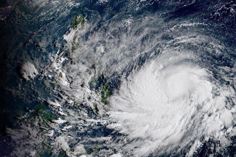 Severe tropical storm Bising enters PAR