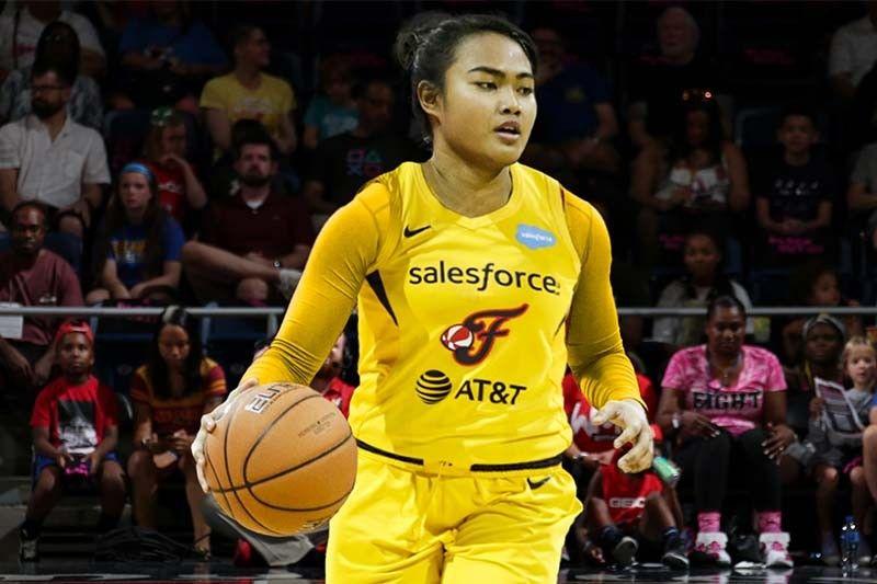 Road to WNBA starts for Hawaii-born Filipina Chanelle Molina