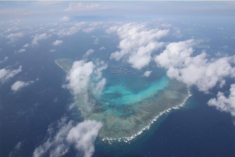 TUCP backs calls for China pullout from reef