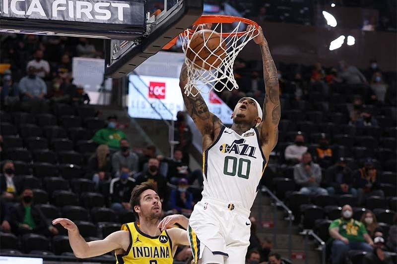 Jazz take down Pacers in Clarkson return but lose Mitchell to injury
