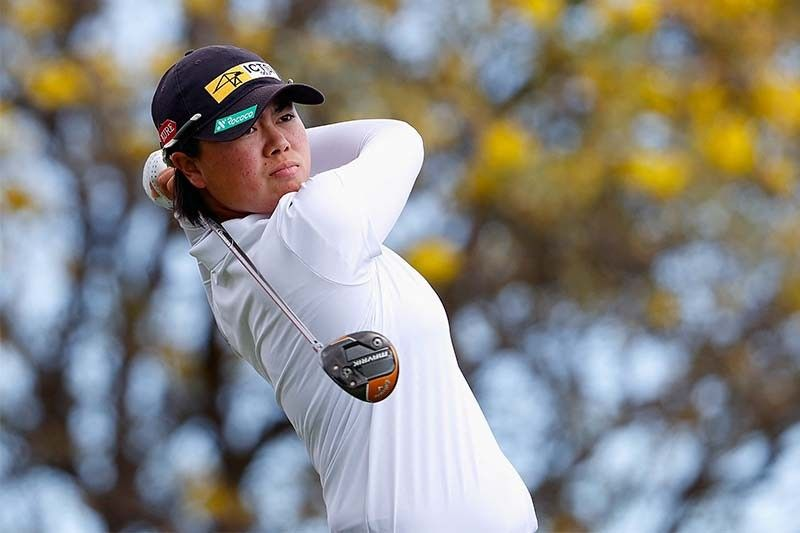 Saso lags behind, slips to 3rd in Lotte Championship