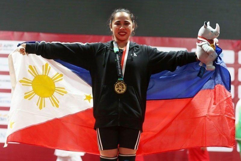 Hidilyn Diaz seals 4th Olympic appearance