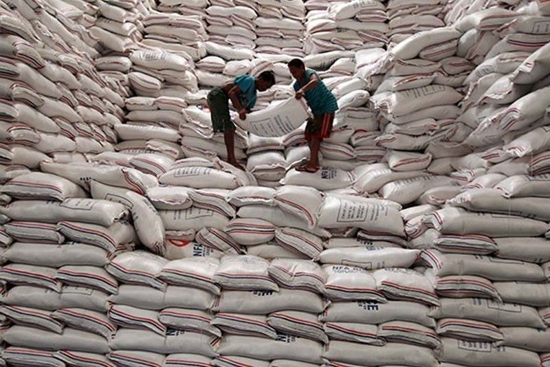 Rice inventory down 4.5% in March