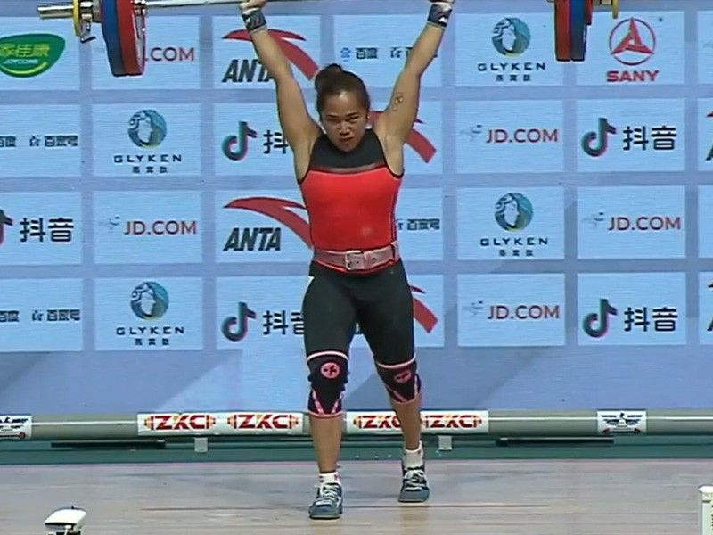 Mission accepted: Hidilyn Diaz bound for Tokyo Olympics