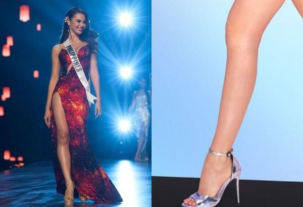 Catriona Gray's Pinoy shoemaker named Miss Universe's new official footwear
