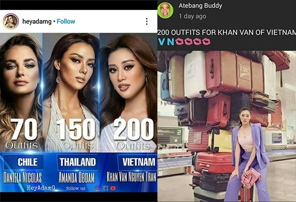 Vietnam wins Miss Universe 2020 � in terms of outfit count