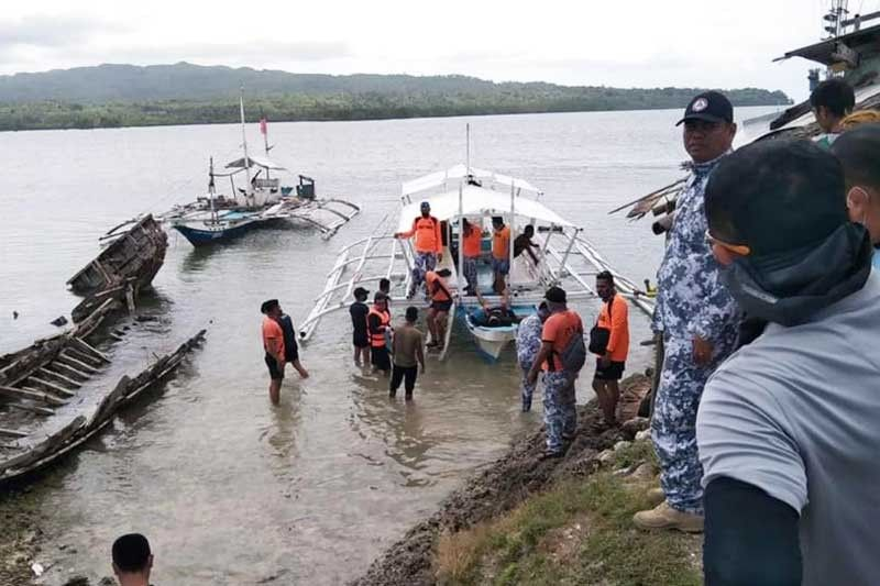 Two missing men found dead in Camotes Islands