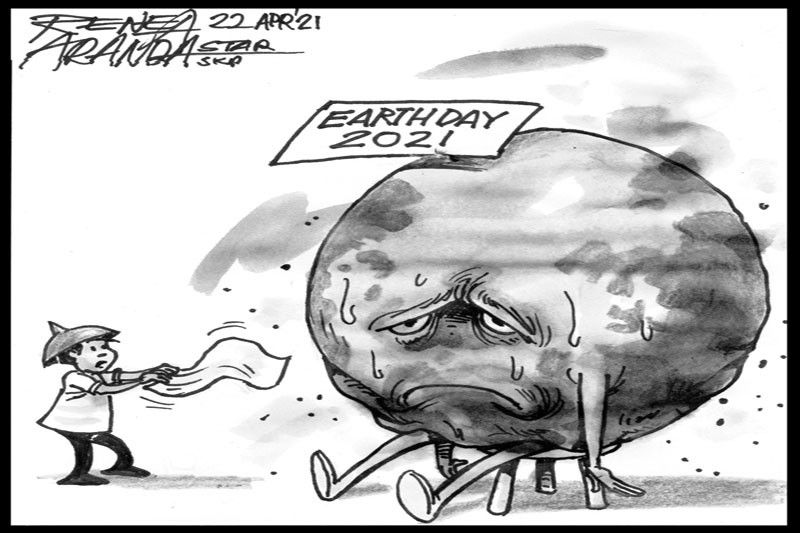 EDITORIAL - Restore our Earth