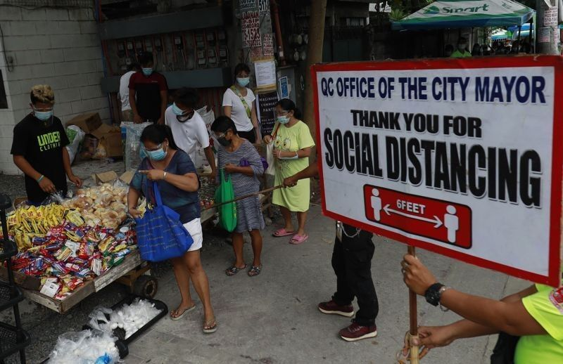 What to do if law enforcers visit your community pantry? Diokno offers tips
