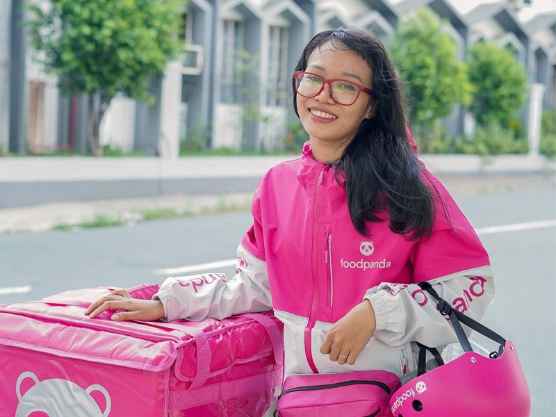 Winning at freelance in the new normal: foodpanda rider shares secret to juggling multiple jobs