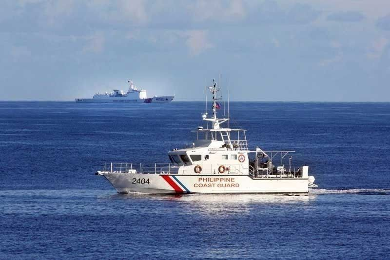 Philippines sends more ships to West Philippine Sea