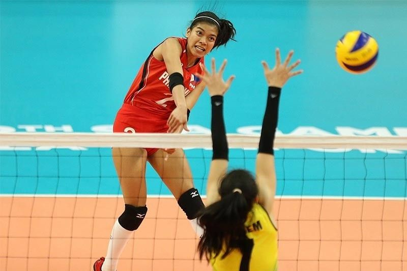 Alyssa Valdez leads Philippine volleyball's finest in national tryout lists