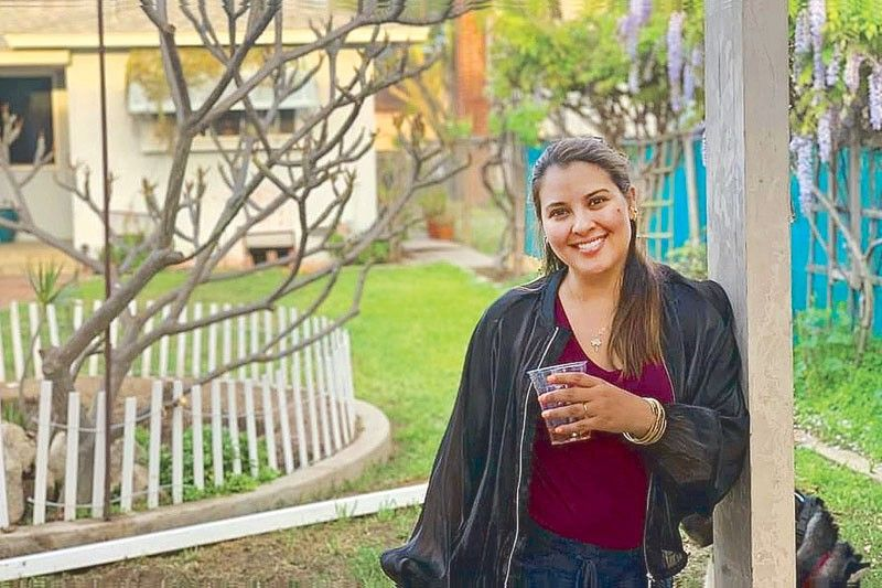Giselle Tongi finishes graduate studies