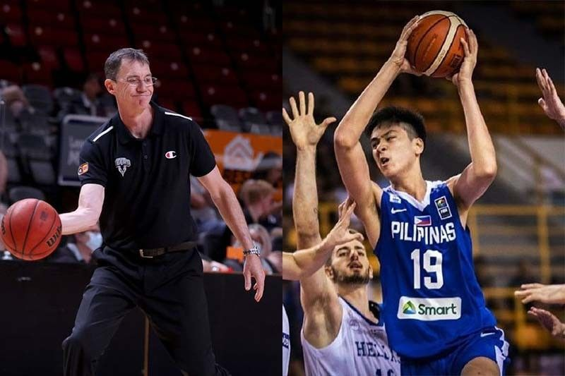 Adelaide 36ers coach 'immediately excited' about signing Kai Sotto