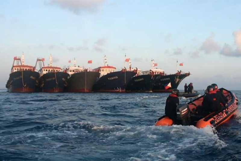 Chinese vessels in Julian Felipe Reef came from same port as ship that sank Gem-Ver � think tank