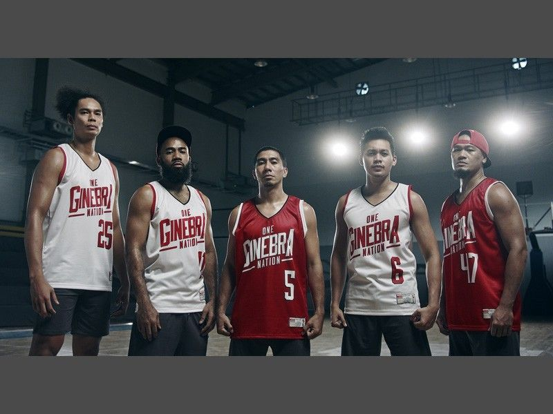 Gin Kings to rock new 'One Ginebra Nation' jerseys